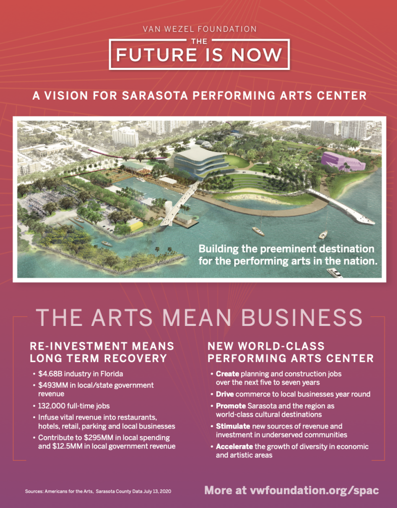 vision for sarasota performing arts center